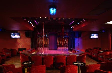 Strip club review ct