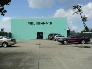 mr. binky's kenner