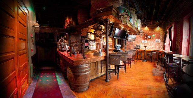 rick's saloon